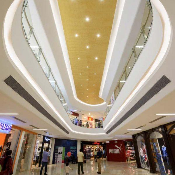 Mall De Goa Interiors